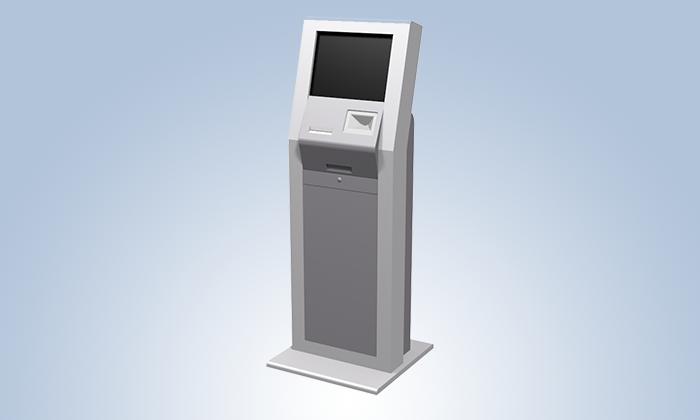 Kiosk端末、コンシェルジュ用途導入事例