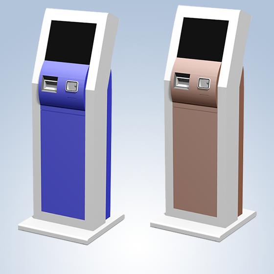 Kiosk端末、認証・受付用途導入事例