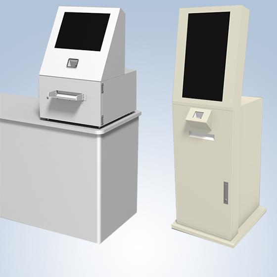 Kiosk端末、写真プリント用途導入事例