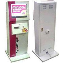 Kiosk端末導入事例