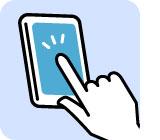 URLをワンクリックするだけで、ビデオ通話ができる。